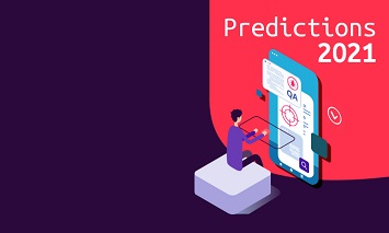 Predictions 2021: Quality Assurance and Testing