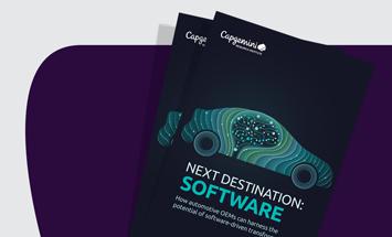 Next Destination: Software