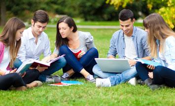 Friesland College Students